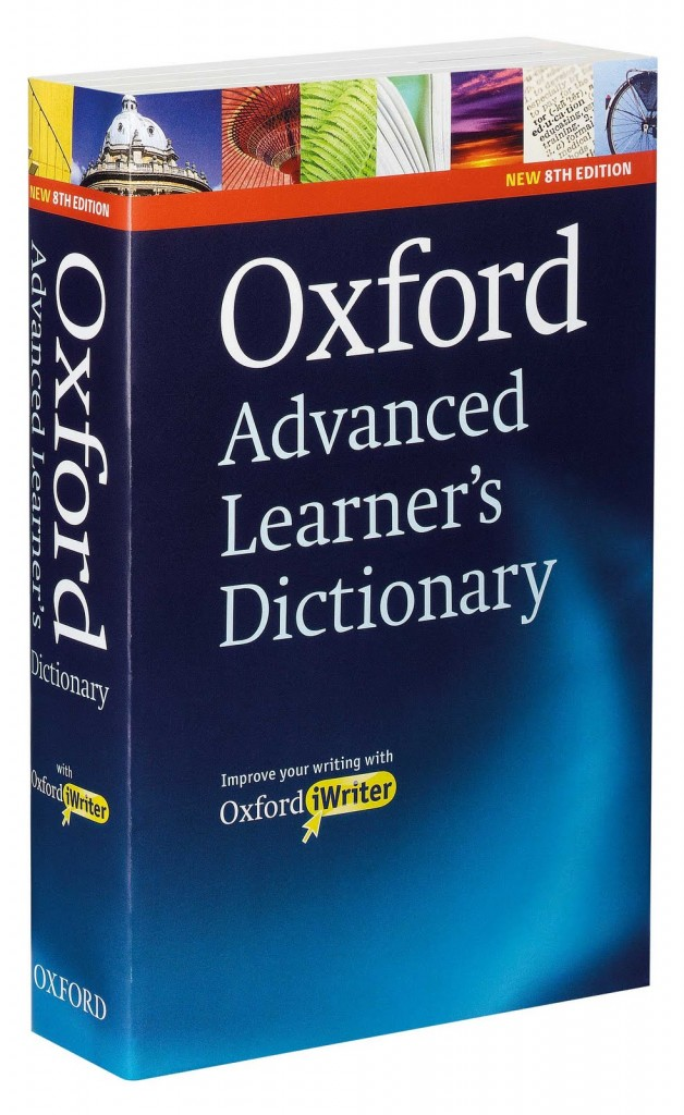 Tu dien Oxford Advanced Learner's Dictionary